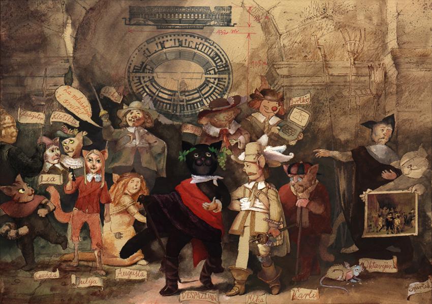 Izložba Ivana Gregova u Galeriji Vladimir Filakovac